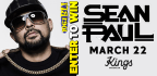 WIN TICKETS TO SEE SEAN PAUL IN BROOKLYN!