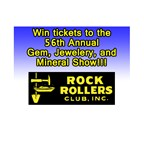 Rock Rollers 57th Annual Jewelry and Mineral Show