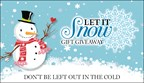 Let It Snow Gift Giveaway
