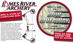 James River Archery Bow Giveaway