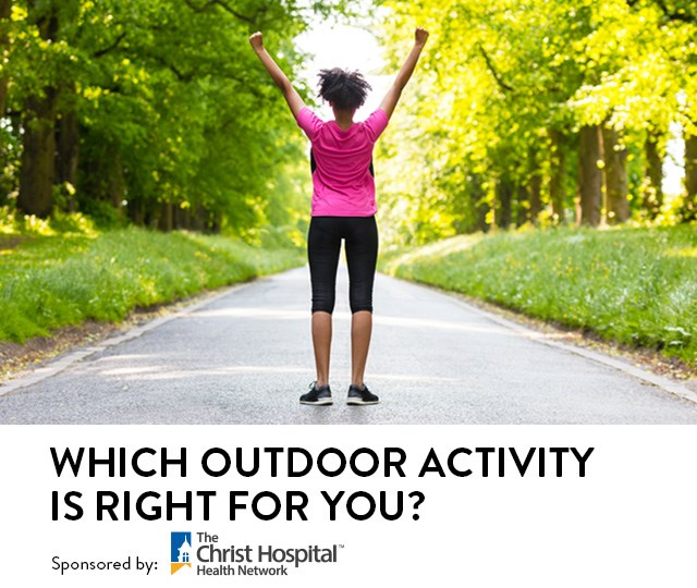 Which outdoor activity is right for you?