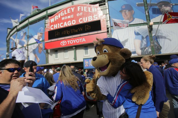 Can you match these Cubs players to their uniform numbers?