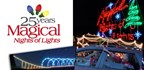Celebrate 25 years of magical Nights of Lights at Lanier Islands