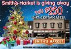 Smith's Market $250 Sweepstakes