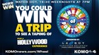Win a Trip to See WHEEL OF FORTUNE