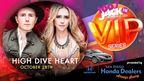 Jack's VIP Series - High Dive Heart