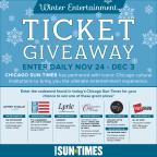 Winter Ticket Giveaway