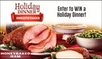 Holiday Dinner Sweepstakes