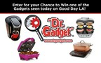 Dr. Gadget Giveaway!