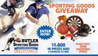 Butler Sporting Goods 40th Anniversary