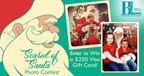 Scared of Santa Photo Contest with Largent Pediatric Dentistry