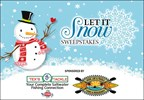 Let It Snow Sweepstakes