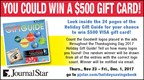 Holiday Gift Guide Sweepstakes