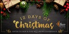 12 Days of Christmas - Five Wellbeing Studio & Spa