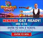Universoul Circus - December 2017 Memphis