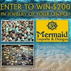 Mermaid Imports & Designs Jewelry Giveaway!