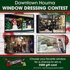 Downtown Houma Window Dressing Contest