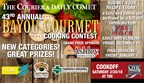 43rd Annual Bayou Gourmet Cooking Contest
