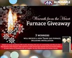 Warmth from the Heart Furnace Giveaway
