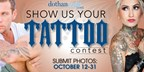 Show us your Tattoo contest
