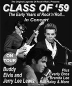 Class of '59 - Early years of Rock'n'Roll