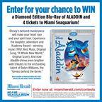 MH-Aladdin & Miami Seaquarium Giveaway