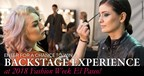 FWEP Backstage Experience 2018
