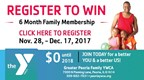 YMCA Family Membership Giveaway