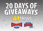 20 Days Of Giveaways