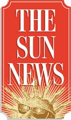 The Sun News' Like Us On Facebook Sweepstakes