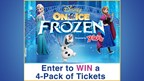 Enter to WIN Tickets to Disney on Ice presents Fro