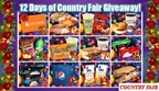 12 Days of Country Fair Sweepstakes