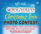 Magnolia's Christmas Tree Contest