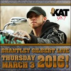 Brantley Gilbert Ticket Giveaway