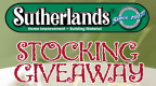 Sutherland's Stocking Giveaway