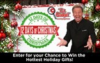 Good Day LA's 12 Days of Christmas Giveaway