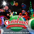 WFTV 2017 Christmas at Gaylord Palms Sweepstakes
