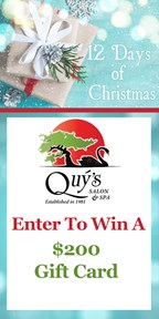 12 Days of Christmas with Quys
