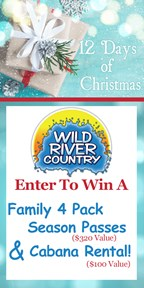 12 Days of Christmas with Wild River Country