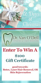 12 Days of Christmas with Dr. Van O'Dell