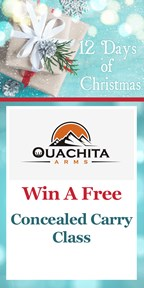 12 Days of Christmas with Ouachita Arms