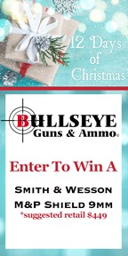 12 Days with Bullseye Guns & Ammo