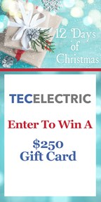12 Days of Christmas with TEC Electric