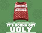 SAEN Christmas Sweater Contest 2017