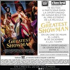 ENH - THE GREATEST SHOWMAN Screening