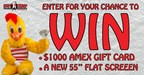 Dirt Cheap Sweepstakes