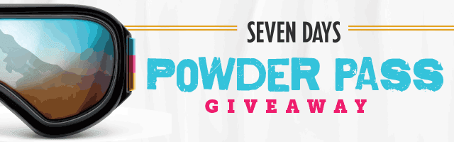 Powder Pass Giveaway