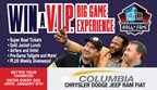 Pro Football Hall of Fame VIP Big Game Sweepstakes