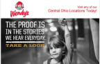 Mix 107.9 Wendy's $25 gift card