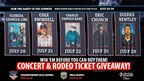 Enter to WIN show tickets to Cheyenne Frontier Days!